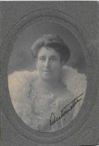 Antoinette Sprague Greey