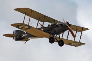 Bristol F.2B D-8096 (The Shuttleworth Trust)