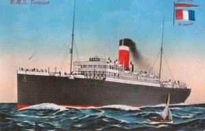 RMS Tunisian