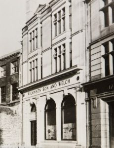 168/170 North Street, Brighton in 1929