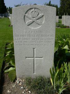 fleck-graham-gravestone