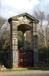 George Watson's College war memorial