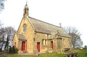 The parish church of Fala & Soutra
